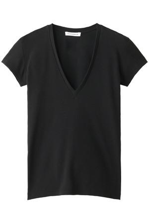 【予約販売】DEEP VネックTシャツ マディソンブルー/MADISONBLUE