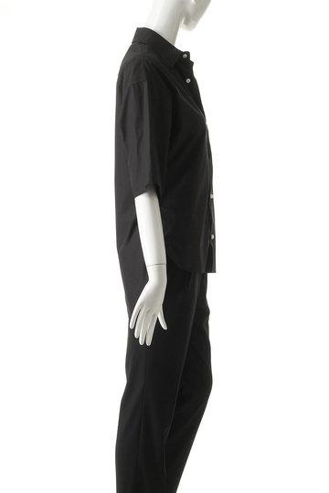 マディソンブルー/MADISONBLUEのJ.BRADLEY ショートスリーブシャツ(ブラック/MB999-5718)