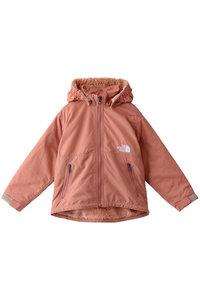 <ELLE SHOP> THE NORTH FACE ザ・ノース・フェイス 【KIDS】コンパクトノマドジャケット ピンククレイ画像