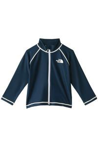 <ELLE SHOP>【Kids】L/S サンシェードフルジップジャケット コズミックブルー画像