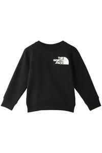 <ELLE SHOP>【Kids】フロントビュークルー ブラック画像