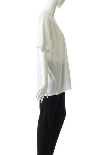 エムエム6 メゾン マルジェラ/MM6 Maison MargielaのプリントTシャツ/レインボー(ホワイト/S52GC0099)