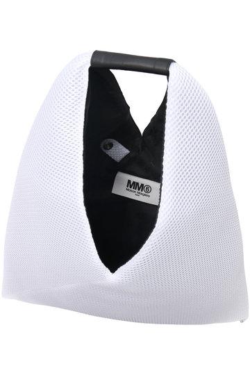 エムエム6 メゾン マルジェラ/MM6 Maison Margielaのジャパニーズバッグ/S(ホワイト/S54WD0043)