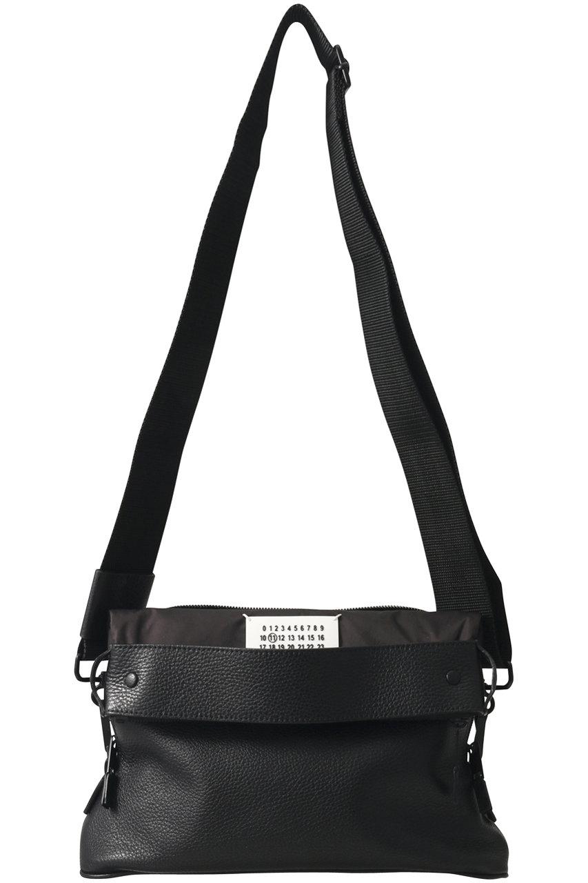 メゾン マルジェラ/Maison Margielaの【UNISEX】5AC ショルダーバッグ(ブラック/S55UI0174)