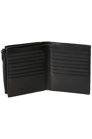 メゾン マルジェラ/Maison Margielaの【UNISEX】カードケースウォレット(ブラック/S35UI0437)