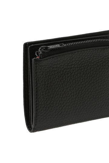 メゾン マルジェラ/Maison Margielaの【UNISEX】カードケースウォレット(ブラック/S35UI0438)
