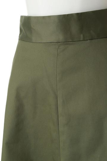 アッパーハイツ/upper hightsのTHE MAXIハイライズフレアスカート(ARMY/36DA231-AMY)