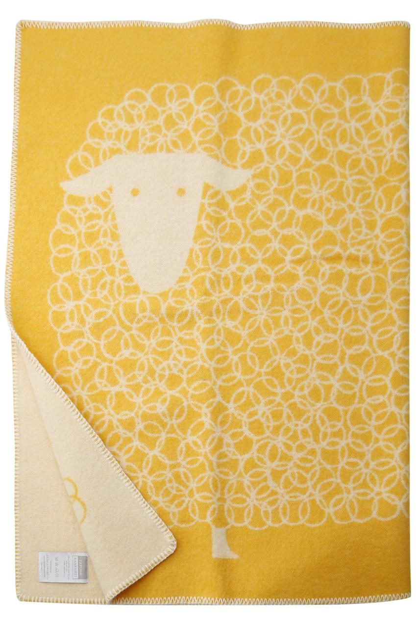 ラプアン カンクリ/LAPUAN KANKURITのKILI (LAMMAS) blanket(クラウドベリーホワイト/LK70632)