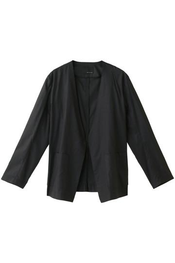 ジェット/JETの【JET NEWYORK】シャツライクジャケット(ブラック/G50-84504)