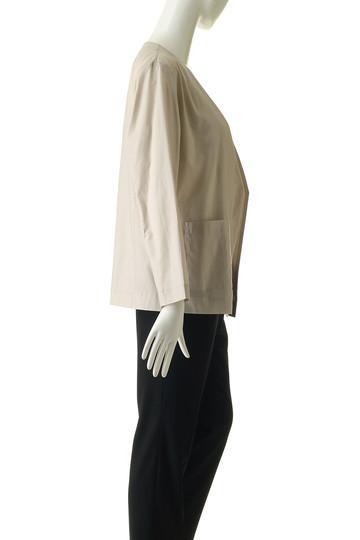 ジェット/JETの【JET NEWYORK】シャツライクジャケット(ベージュ/G50-84504)