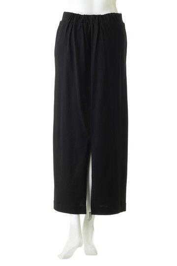 ジェット/JETの【JET LOS ANGELES】タイトロングコットンスカート(ブラック/C80-76014)