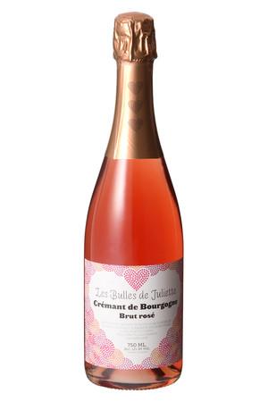 ジュリエット・シュニュ レ・ビュル・ド・ジュリエットブリュット・ロゼ ワイン/WINE