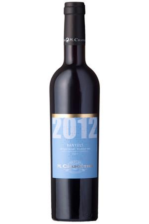 シャプティエ・バニュルス・ヴァン・ド・ナチュレール 2012 ワイン/WINE