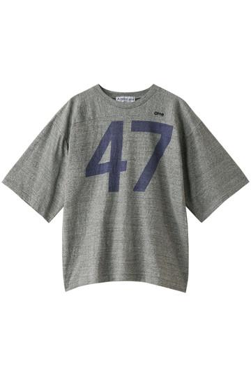 フットボールワイドスリーブTシャツ アメリカーナ/Americana