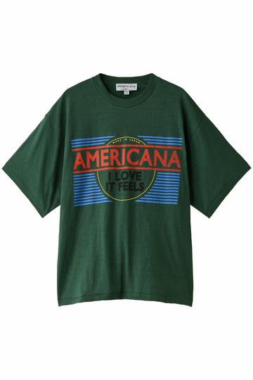 Americana アメリカーナ Americana Tシャツ グリーン