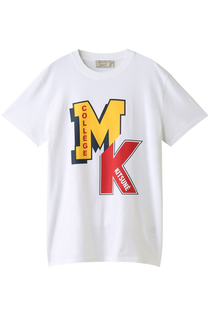 【MEN】MK COLLEGE Tシャツ メゾン キツネ/MAISON KITSUNE