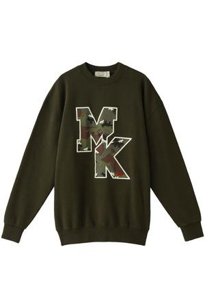 【MEN】MK CAMO FOX スウェット メゾン キツネ/MAISON KITSUNE