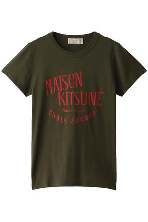 PALAIS ROYAL Tシャツ メゾン キツネ/MAISON KITSUNE