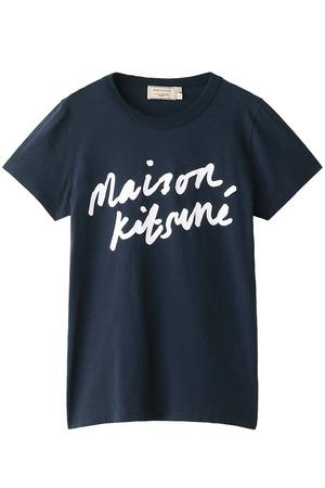 HANDWRITING Tシャツ メゾン キツネ/MAISON KITSUNE