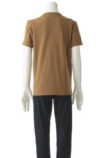 メゾン キツネ/MAISON KITSUNEの【MEN】PALAIS ROYAL Tシャツ(ベージュ/KMM19010)
