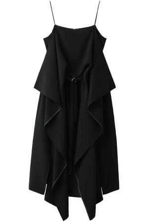 ジョーゼットフルイドドレス ルシェルブルー/LE CIEL BLEU