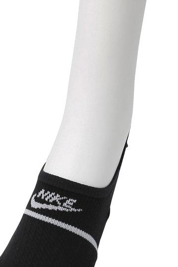ナイキ/NIKEの【UNISEX】2P スニーカー エッセンシャル ノーショウ /ソックス(ブラック/SX7168)