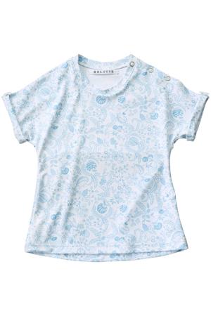 【KIDS】プランテロールアップTシャツ エロイーズ/HELOYSE
