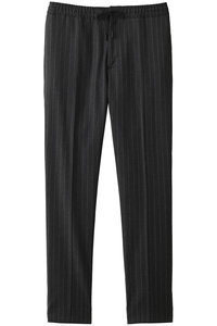 <ELLE SHOP> ZADIG & VOLTAIRE ザディグ エ ヴォルテール メンズ(MENS)PEROU FLANNEL STRIPE PANTS パンツ グレー画像