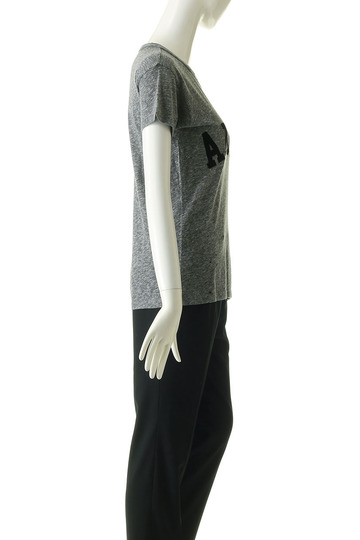 WALK CHINE OVERDYED Tシャツ ザディグ エ ヴォルテール/ZADIG & VOLTAIRE