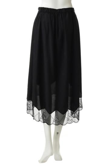ザディグ エ ヴォルテール/ZADIG & VOLTAIREのJOSLIN GUITAR LONG SKT スカート(ブラック/PWGCP0302F)