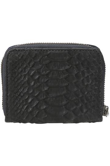 ザディグ エ ヴォルテール/ZADIG & VOLTAIREのMINI ZV SAVAGE ミニ財布(ブラック/PWGAP4006F)