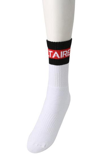 ザディグ エ ヴォルテール/ZADIG & VOLTAIREのZADIG ET VOLTAIRE 6 SHOW /靴下(ホワイト/SHMT3906F)