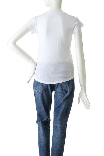 ザディグ エ ヴォルテール/ZADIG & VOLTAIREのSKINNY LOVE Tシャツ(ホワイト/SHTS1835F)