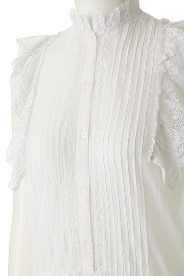 ザディグ エ ヴォルテール/ZADIG & VOLTAIREのROMANE COTON ROBE ワンピース(ホワイト/SHCA0402F)
