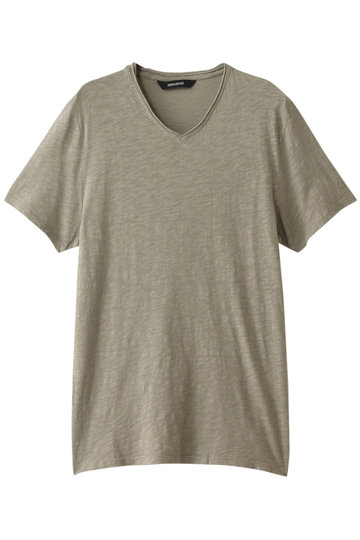 SALE 【50%OFF】 ZADIG & VOLTAIRE ザディグ エ ヴォルテール メンズ(MENS)TERRY FLAMME Tシャツ カーキ