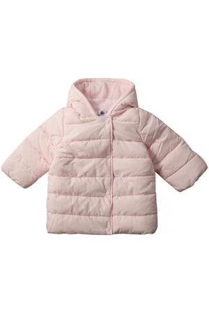 【Baby】フード付き中綿入りコート