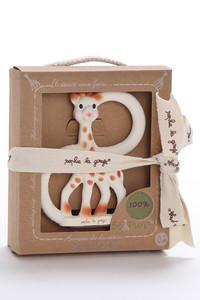<ELLE SHOP> Sophie la girafe キリンのソフィー ソーピュア・ティージングリング(ハードタイプ) ホワイト
