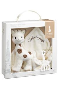 <ELLE SHOP> Sophie la girafe キリンのソフィー シェリーソフィー・ドゥドゥ ホワイト