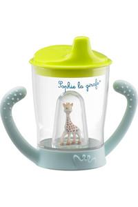 <ELLE SHOP> Sophie la girafe キリンのソフィー ソフィーマスコットカップ グリーン