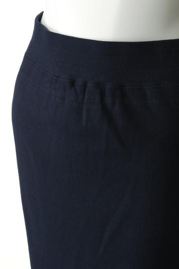 フォーコーナーズ/+FOUR CORNERSの裏毛スカート(ネイビー/480202)