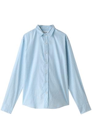 【MEN】PAUL コットンギンガムチェックシャツ フランク&アイリーン/Frank&Eileen