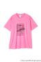 【CREOLME別注】アーティストTシャツ ローズバッド/ROSE BUD ピンク
