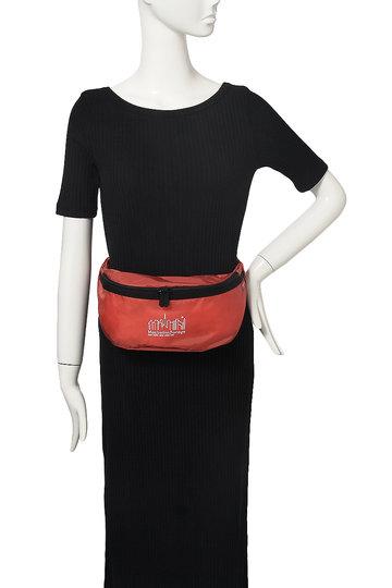 ローズバッド/ROSE BUDの【Manhattan Portage】CORDURA(R) Lite Collection Brooklyn Bridge Waist Bag(レッド/6019161100)