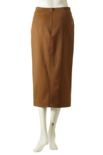 ウィム ガゼット/Whim Gazetteのポケットタイトスカート(キャメル/71103515)