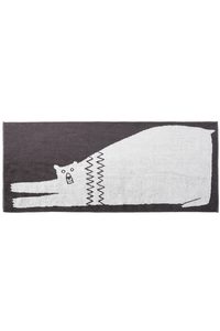<ELLE SHOP>【OTTAIPNU】フェイスタオル animal polarbear画像