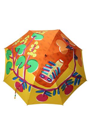 【OTTAIPNU】長傘マンドリル柄 オッタイピイヌ/OTTAIPNU