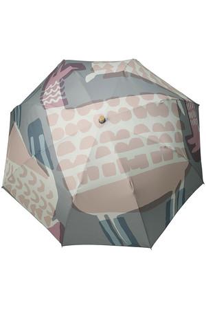【OTTAIPNU】折りたたみ傘スキップ柄 オッタイピイヌ/OTTAIPNU