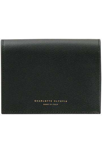 シャーロット オリンピア/CHARLOTTE OLYMPIAのFELINE カート&コインケース(ブラック/OYL001075/01591)