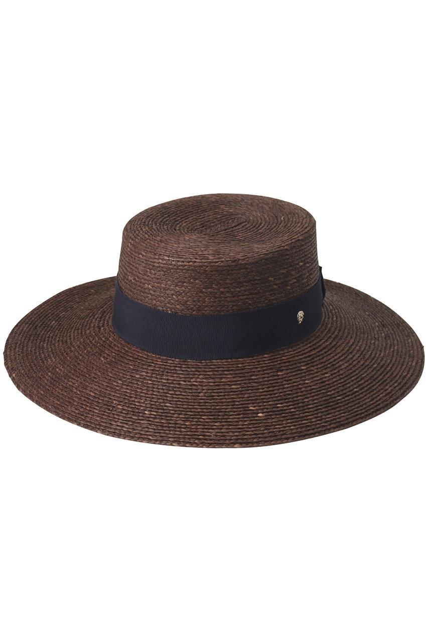エリオポール/HELIOPOLEの【HELEN KAMINSKI】つば広帽/ハット ARMADA(ブラウン/ARMADA)