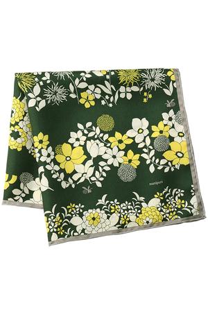 【manipuri】FLOWER GARDEN スカーフ